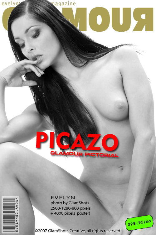 Evelyn Lory - `Picazo` - by Tom Veller for MYGLAMOURSITE