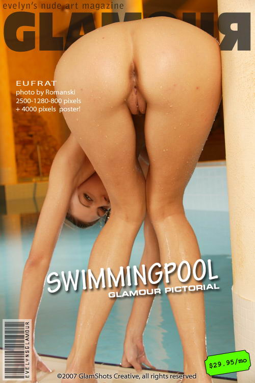 Eufrat - `Swimming Pool` - by Romanski for MYGLAMOURSITE