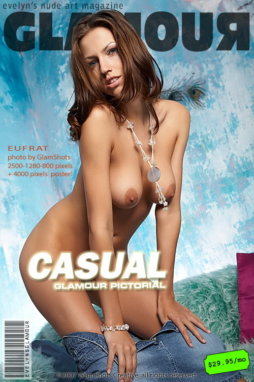 Eufrat - `Casual` - by Tom Veller for MYGLAMOURSITE