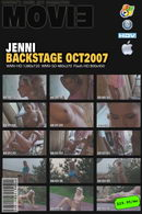 Jenni - Backstage