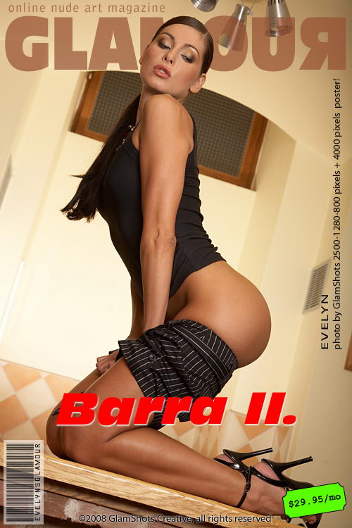 Evelyn Lory - `Barra 2` - by Tom Veller for MYGLAMOURSITE