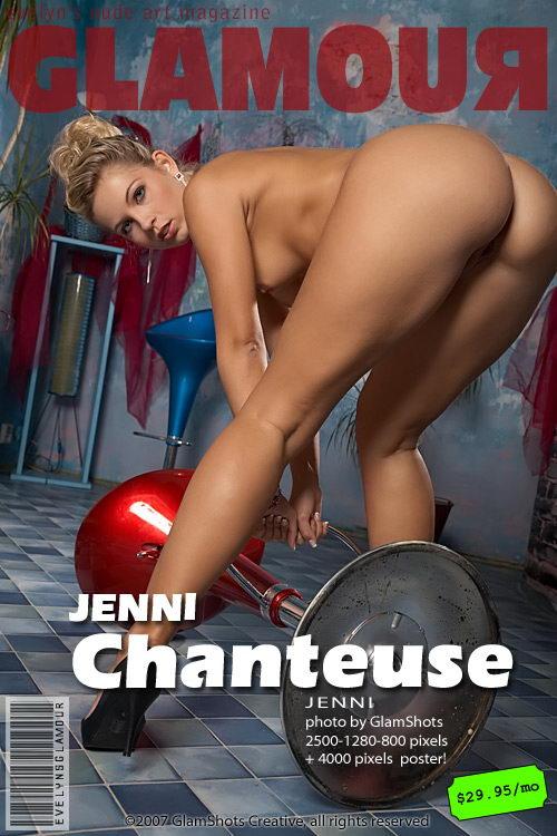 Jenni - `Chanteuse` - by Tom Veller for MYGLAMOURSITE