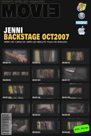 Jenni - Backstage OCT 2007