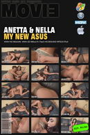 Anetta Keys & Nella - My new Asus!