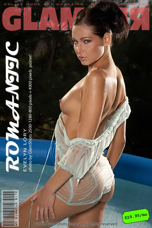 Evelyn Lory - `Romantic` - by Tom Veller for MYGLAMOURSITE