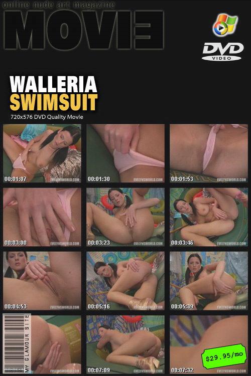 Walleria - `Swimsuit` - by Tom Veller for MYGLAMOURSITE