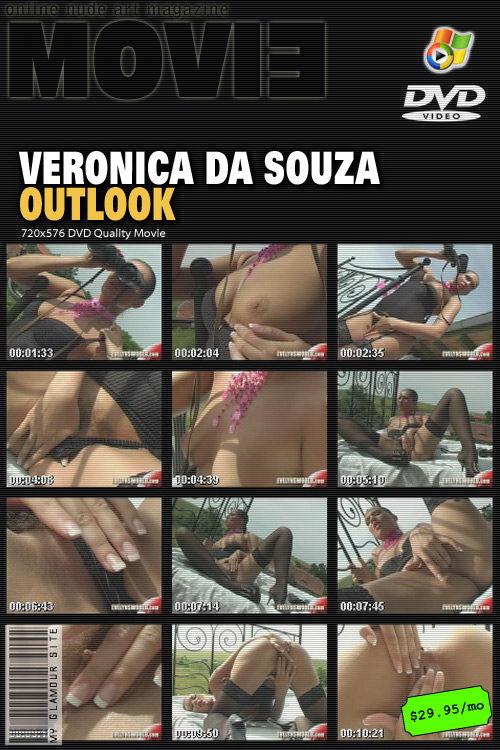 Veronica Da Souza - `Outlook` - by Tom Veller for MYGLAMOURSITE