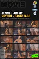 Jenni - Voyeur Backstage