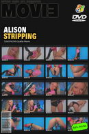 Alison - Stripping