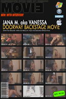 Jana M - Doorway Backstage video with Interview