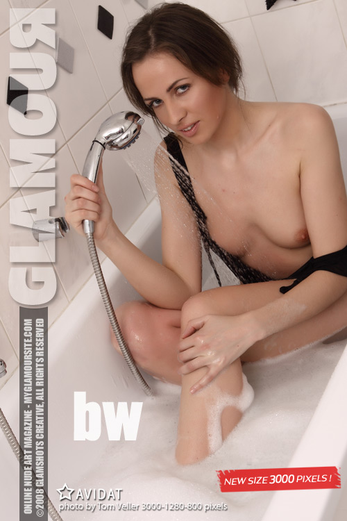 Avidat - `BW` - by Tom Veller for MYGLAMOURSITE