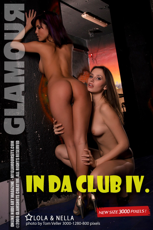 Lola - `In Da Club IV` - by Tom Veller for MYGLAMOURSITE