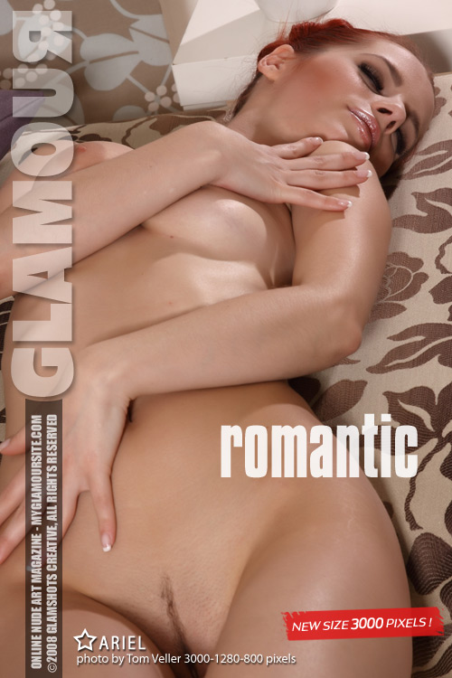 Ariel - `Romantic` - by Tom Veller for MYGLAMOURSITE