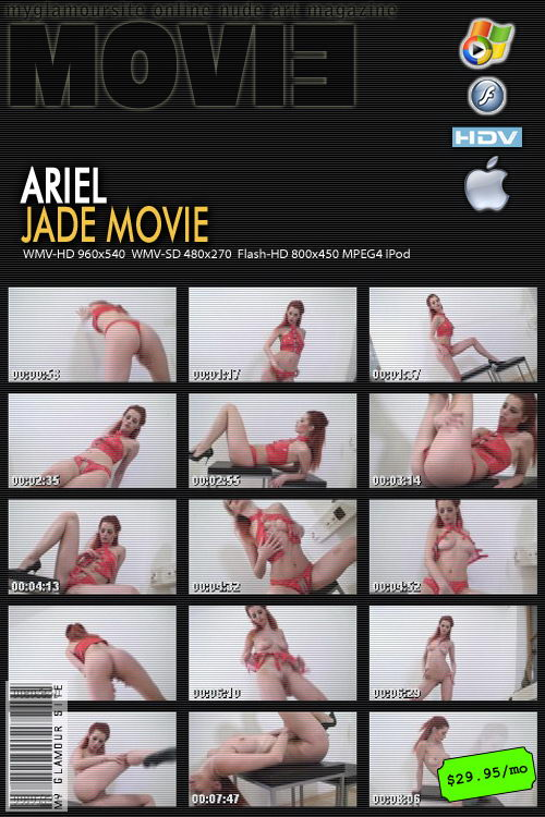 Ariel - `Jade` - by Tom Veller for MYGLAMOURSITE
