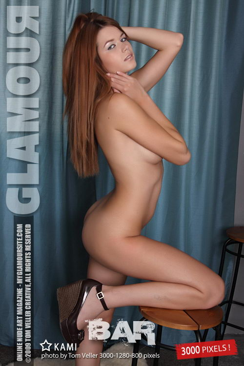 Kami - `Bar` - by Tom Veller for MYGLAMOURSITE