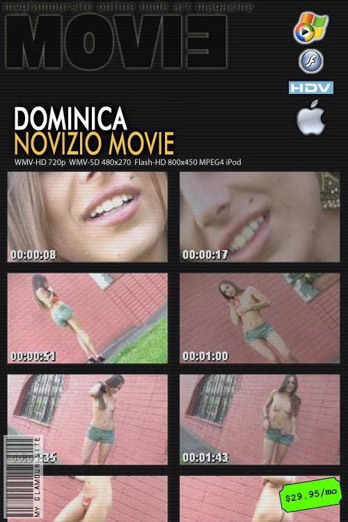 Dominica - `Novizio` - by Tom Veller for MYGLAMOURSITE