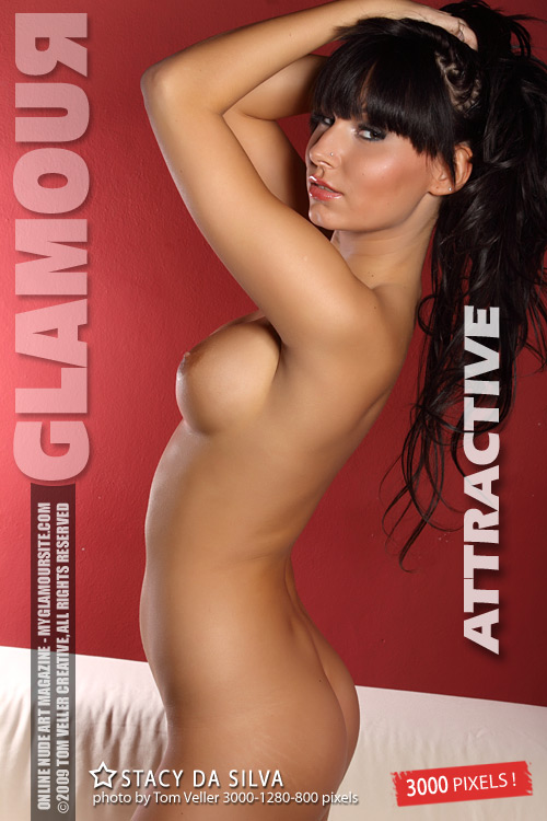 Stacy Da Silva - `Attractive` - by Tom Veller for MYGLAMOURSITE