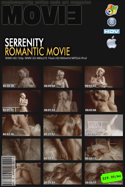 Serrenity - `Romantic` - by Tom Veller for MYGLAMOURSITE
