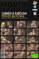 Carmen Gemini - Friends Backstage