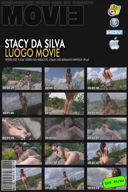 Stacy Da Silva - `Luogo` - by Tom Veller for MYGLAMOURSITE
