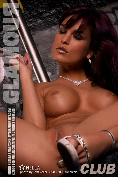 Nella - `Club` - by Tom Veller for MYGLAMOURSITE