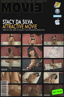 Stacy Da Silva in Attractive video from MYGLAMOURSITE by Tom Veller