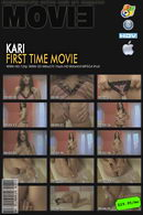 Kari - First Time Movie