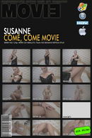 Susanne in Come Come video from MYGLAMOURSITE by Tom Veller