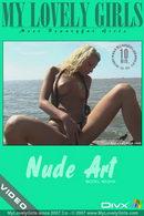 Masha - Nude Art
