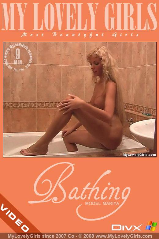 Mariya - `Bathing` - for MYLOVELYGIRLS