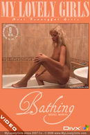Mariya - Bathing