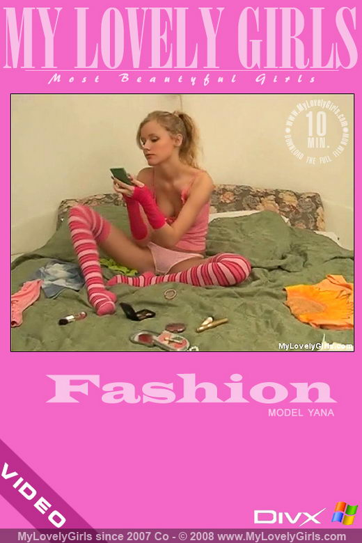 Yana - `Fashion` - for MYLOVELYGIRLS