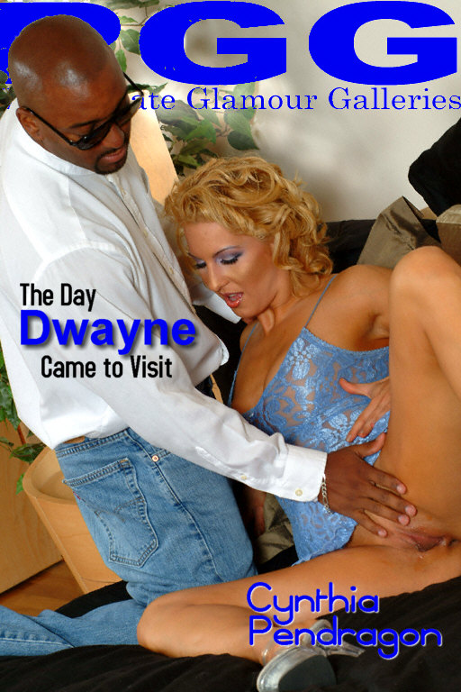 Cynthia Pendragon - `The Day Dwayne Came To Visit` - for MYPRIVATEGLAMOUR