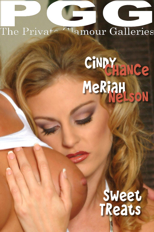 Cindy Chance & Meriah Nelson - `Sweet Treat` - for MYPRIVATEGLAMOUR