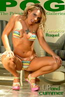Veronika Raquel in Up and Cummer gallery from MYPRIVATEGLAMOUR