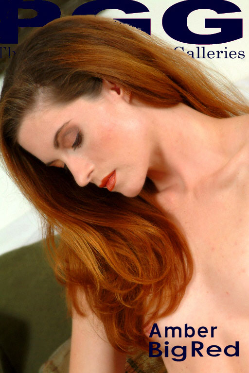 Amber O'Neil - `Big Red` - for MYPRIVATEGLAMOUR