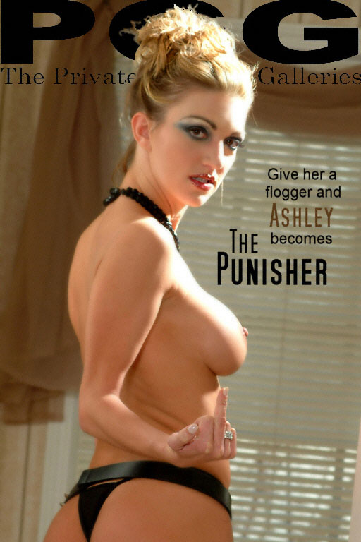 Ashley M - `The Punisher` - for MYPRIVATEGLAMOUR