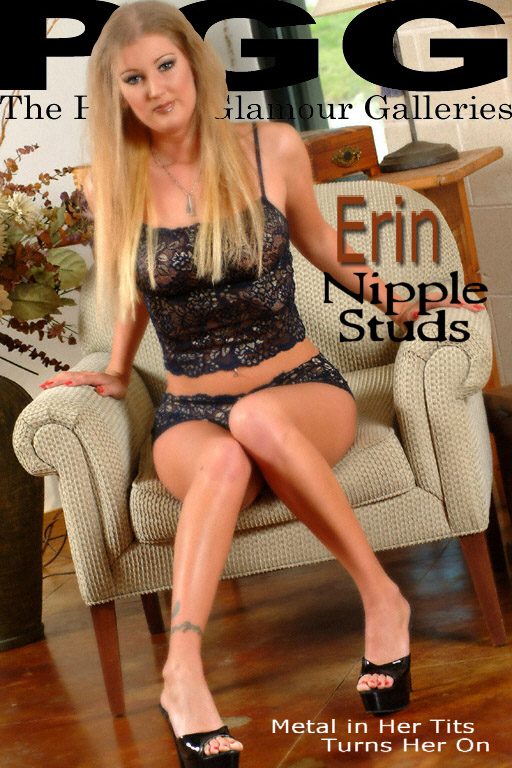 Erin - `Nipple Studs` - for MYPRIVATEGLAMOUR