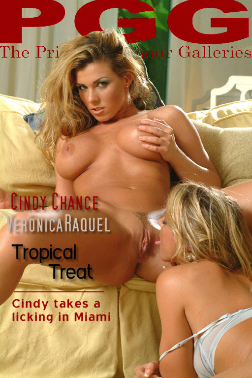Cindy Chance & Veronika Raquel - `Tropical Treat` - for MYPRIVATEGLAMOUR