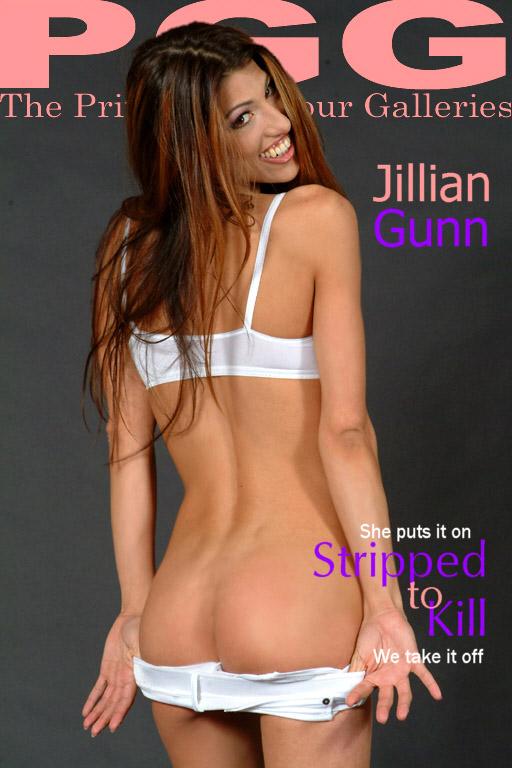 Jillian Gunn - `Stripped to Kill` - for MYPRIVATEGLAMOUR