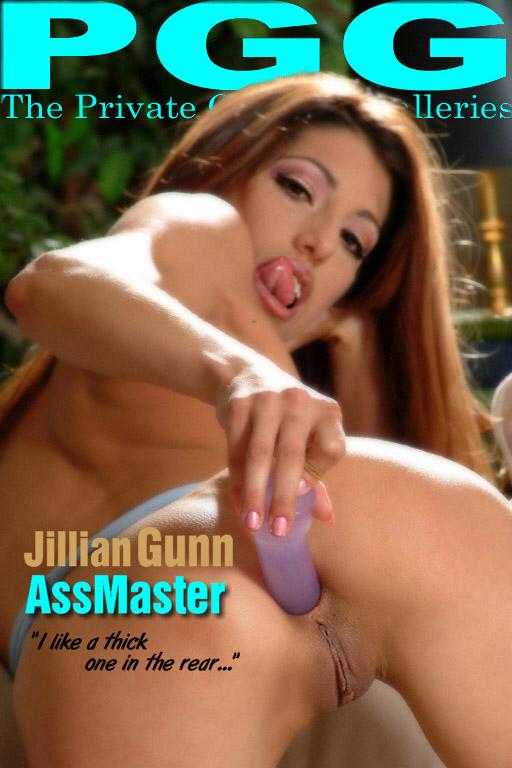 Jillian Gunn - `Assmaster` - for MYPRIVATEGLAMOUR