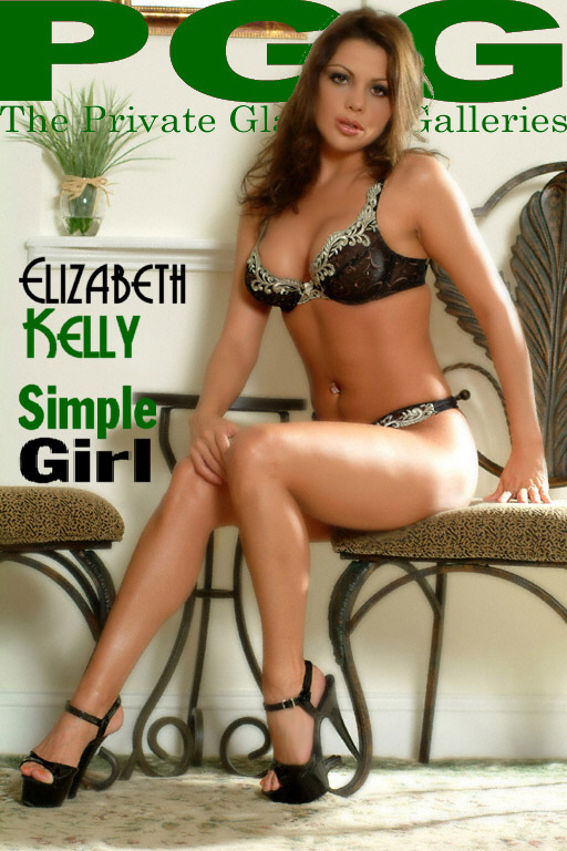 Elizabeth Kelly - `Simple Girl` - for MYPRIVATEGLAMOUR