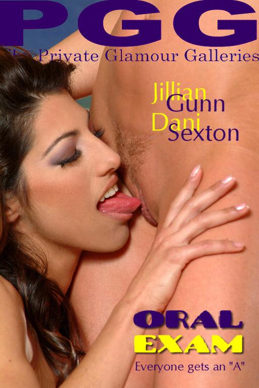 Jillian Gunn & Dani Sexton - `Oral Exam` - for MYPRIVATEGLAMOUR