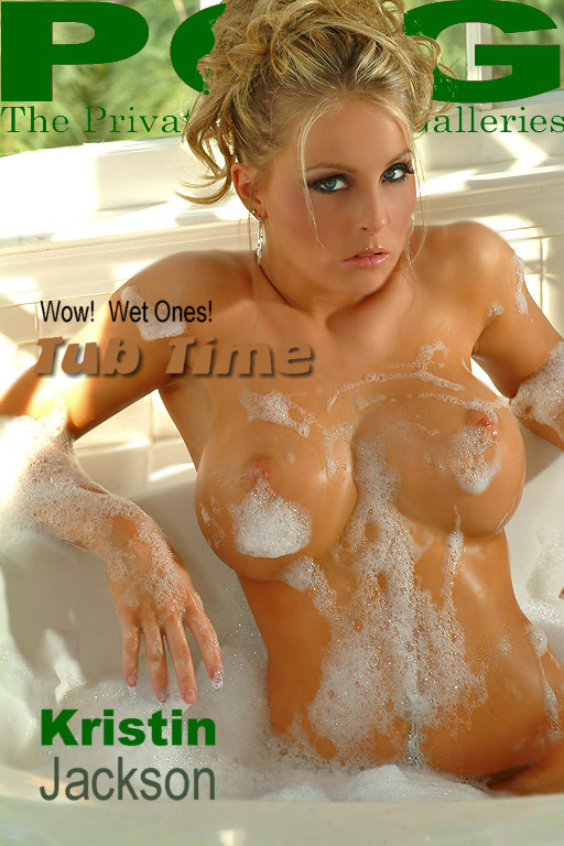 Kristin Jackson - `Tub Time` - for MYPRIVATEGLAMOUR