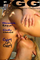 Veronika Raquel & Cindy Chance in Girl on Girl gallery from MYPRIVATEGLAMOUR