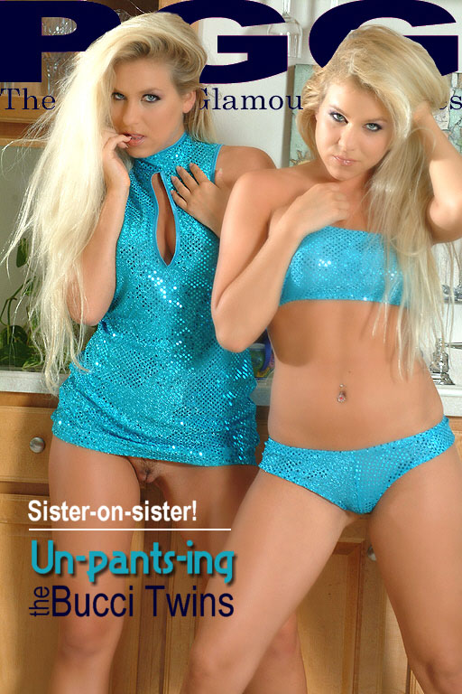 Jen Bucci + Shawna Bucci - `Un-pants-ing` - for MYPRIVATEGLAMOUR