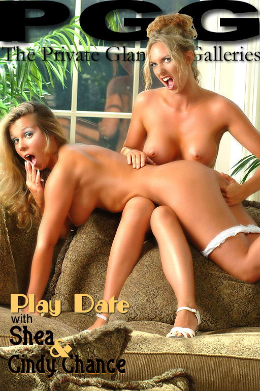 Cindy Chance & Shea - `Play Date` - for MYPRIVATEGLAMOUR