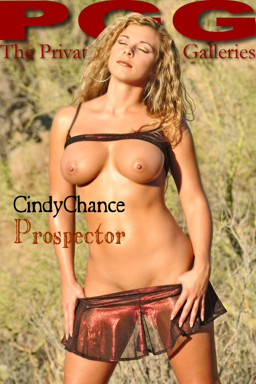 Cindy Chance - `Prospector` - for MYPRIVATEGLAMOUR