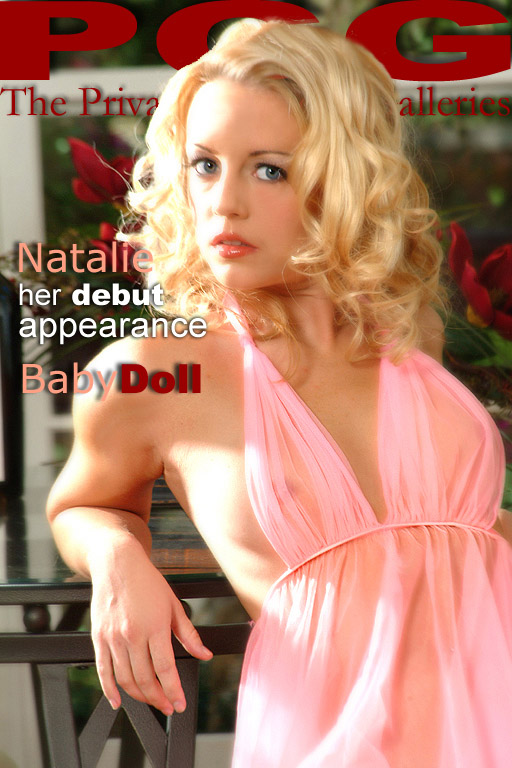 Natalie - `Baby Doll` - for MYPRIVATEGLAMOUR