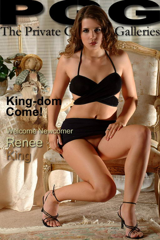 Renee King - `King-dom Come!` - for MYPRIVATEGLAMOUR